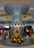 Decorations at KLIA airport, Malaysia Stock Photography