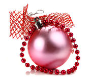 Decorations for new year and christmas Stock Image