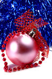 Decorations for new year and christmas Stock Photography