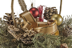 Decorations new year Royalty Free Stock Images