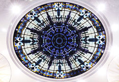 Decorations On The Ceiling Royalty Free Stock Photography