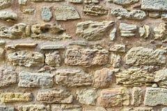 Decorativ Mosaic Stone Wall Royalty Free Stock Photos