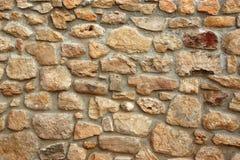 Decorativ Mosaic Stone Wall Stock Photography