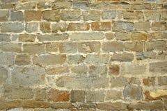Decorativ mosaisk stenvägg Arkivbilder
