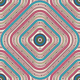 Decorative abstract pattern Stock Photography