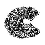 Decorative Alphabet Royalty Free Stock Image