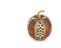Decorative apple figurine Stock Images