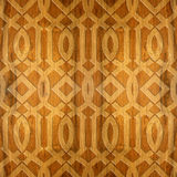 Decorative Arabic pattern - Interior Design wallpaper Royalty Free Stock Image
