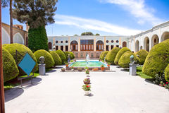 Decorative Arts museum in Esfahan, Iran Stock Photos