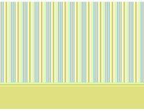 Decorative baby background with stripes 2 Royalty Free Stock Image