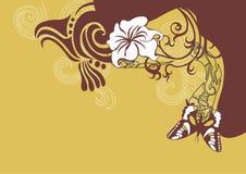 Decorative background Royalty Free Stock Photography