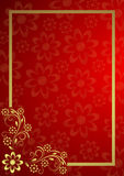Decorative background Stock Photography