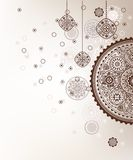 Decorative background Royalty Free Stock Images