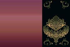 Decorative background. Royalty Free Stock Images