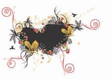 Decorative background Royalty Free Stock Image
