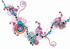 Decorative background Stock Photos