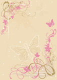 Decorative background Stock Images