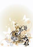 Decorative background Royalty Free Stock Photos