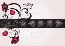 Decorative background Royalty Free Stock Images