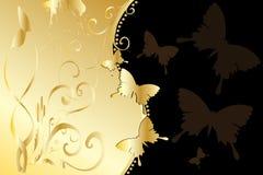Decorative background Stock Photography