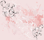 Decorative background Stock Photos