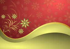 Decorative background Stock Photo