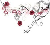 Decorative background Stock Images