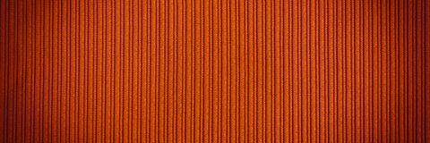 Decorative background brown orange color, striped texture vignetting gradient. Wallpaper. Art. Design. Decorative background brown orange color, striped texture stock photo