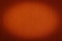 Decorative background brown orange color, striped texture vignetting gradient. Wallpaper. Art. Design. Decorative background brown orange color, striped texture royalty free stock images