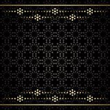 Decorative vector background with decorations - pattern vector illustration