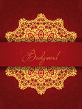 Decorative background design Royalty Free Stock Photos