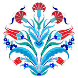 Decorative Background nineteen. Series of decorative background for graphic designers Royalty Free Stock Images