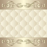 Decorative background Stock Image