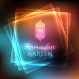 Decorative background for Ramadan Stock Photo