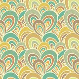 Seamless  decorative backgrounds Royalty Free Stock Images