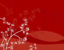 Decorative background, vector Stock Photography