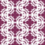 Decorative background vector seamless pattern Royalty Free Stock Image