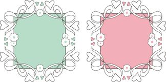 Decorative Backgrounds Royalty Free Stock Photography
