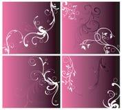 Decorative backgrounds Stock Photography