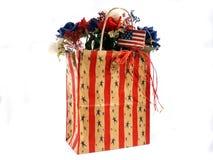 Decorative bag Stock Images