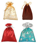 Decorative bags Royalty Free Stock Photography