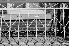 Decorative balcony Stock Photos