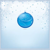 Decorative ball Royalty Free Stock Image
