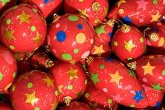 Decorative balls Stock Photo