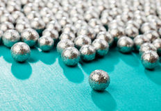 Decorative balls Royalty Free Stock Photography