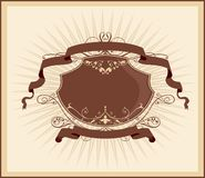 Decorative_banner Royalty Free Stock Images