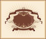 Decorative_banner Imagens de Stock Royalty Free