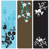 Decorative banners Royalty Free Stock Photo