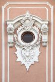 Decorative baroque detail Stock Image