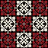 Decorative baroque pattern Royalty Free Stock Photo